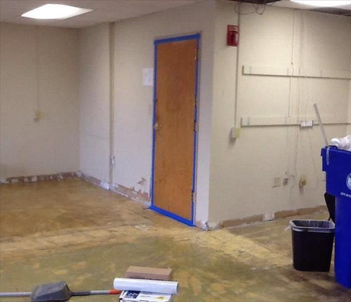 Commercial Building Remediated