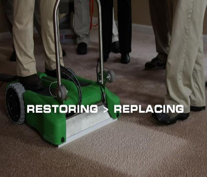 General IICRC Carpet Cleaning